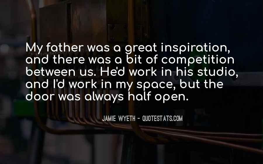 Quotes About Open Space #189252