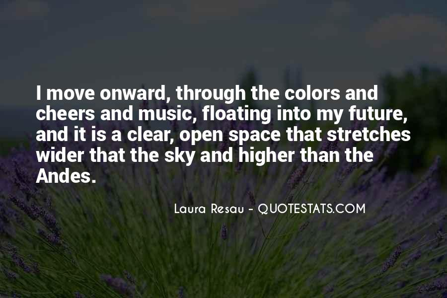 Quotes About Open Space #261784