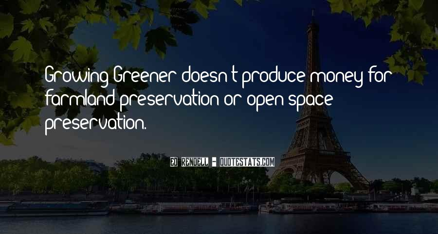 Quotes About Open Space #48362