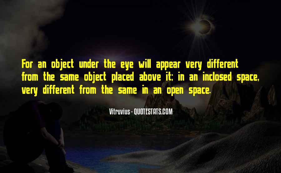 Quotes About Open Space #494791