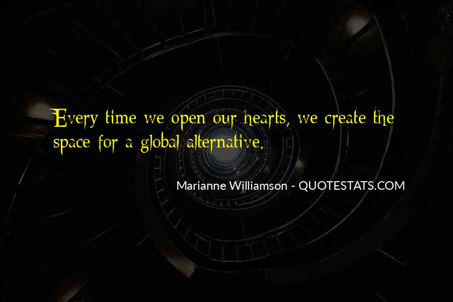 Quotes About Open Space #509625