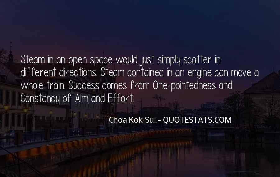 Quotes About Open Space #574432