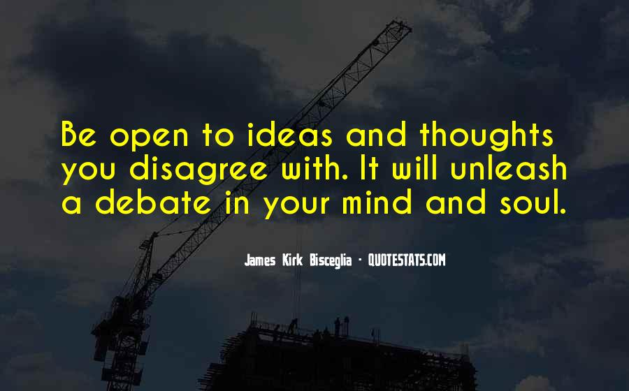 Quotes About Open Space #774195