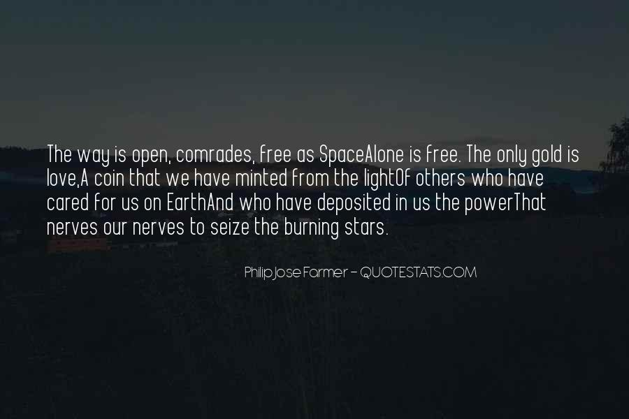 Quotes About Open Space #89840