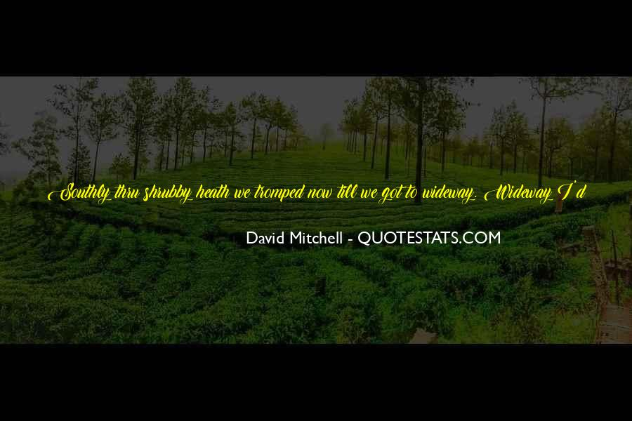 Quotes About Open Space #99611