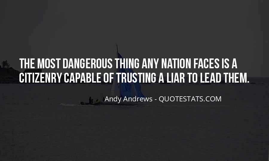 Quotes About Not Trusting Him #52583