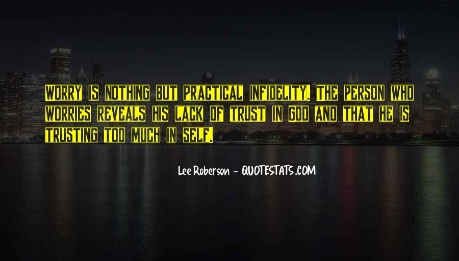 Quotes About Not Trusting Him #6610