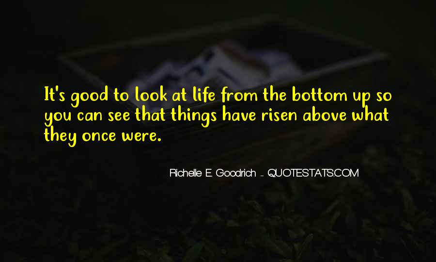 Quotes About Good Outlook On Life #273119