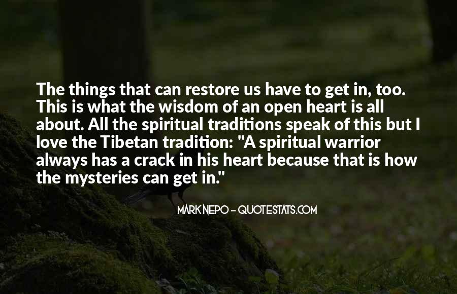 Quotes About Tibetan Love #310431