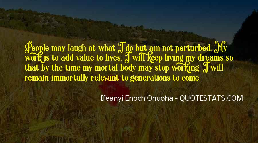 Quotes About Onuoha #622671