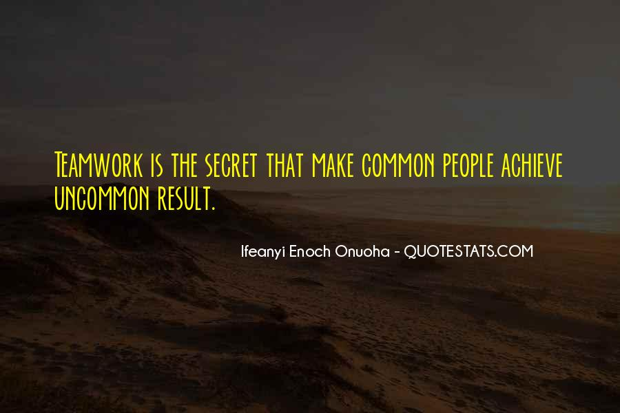Quotes About Onuoha #70075