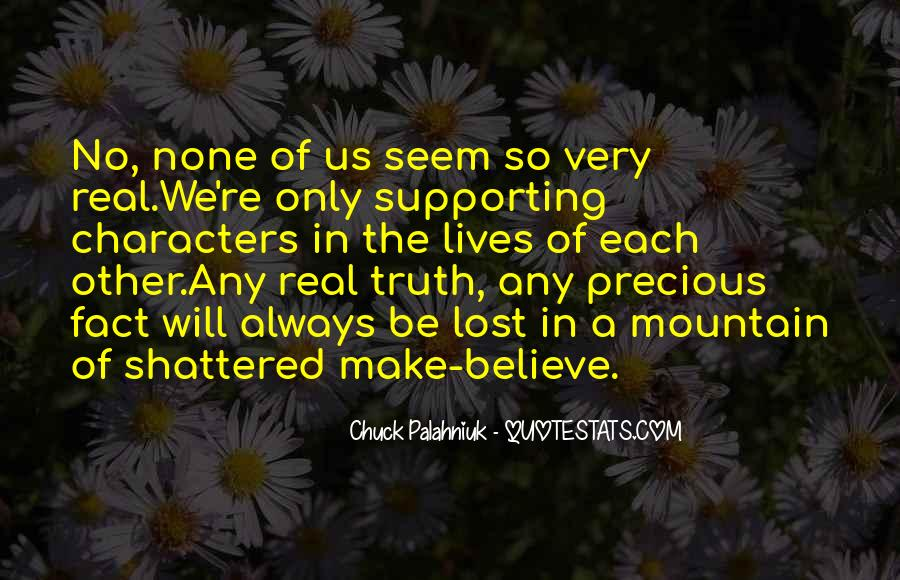 Quotes About Supporting Each Other #1354560