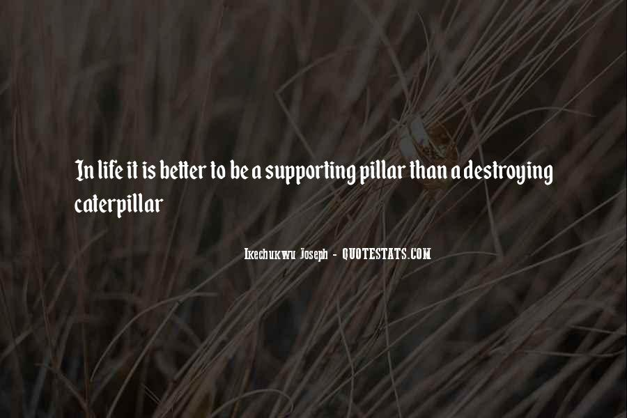 Quotes About Supporting Each Other #48657