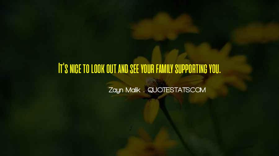 Quotes About Supporting Each Other #72754