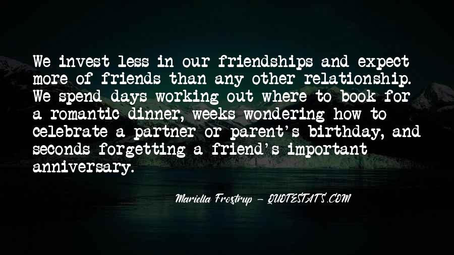Quotes For A Friend's Birthday #655695