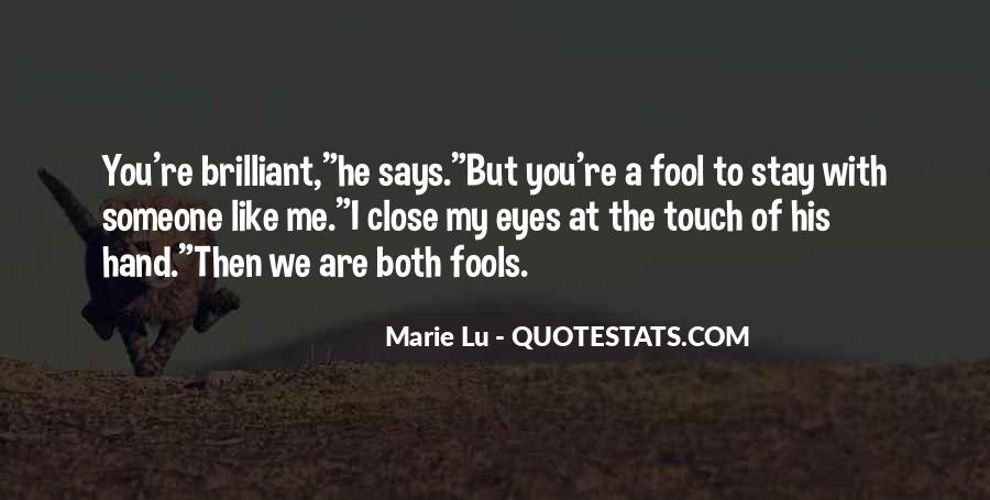 Quotes For All Fools Day #435143