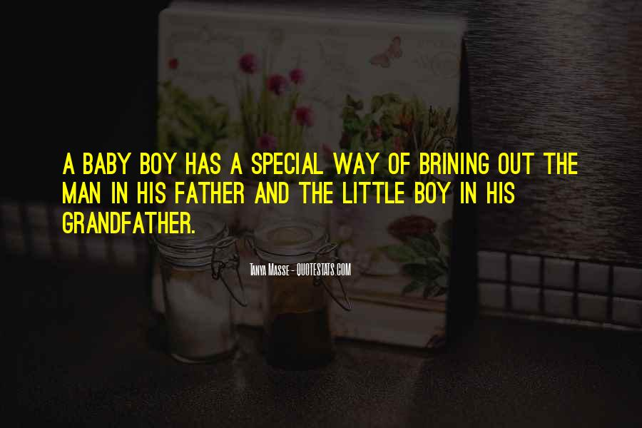 Quotes For Baby Boy From Father #506629