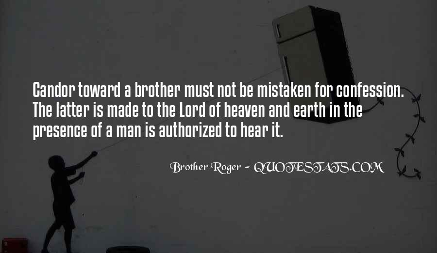 Top 31 Quotes For Brother In Heaven: Famous Quotes & Sayings ...