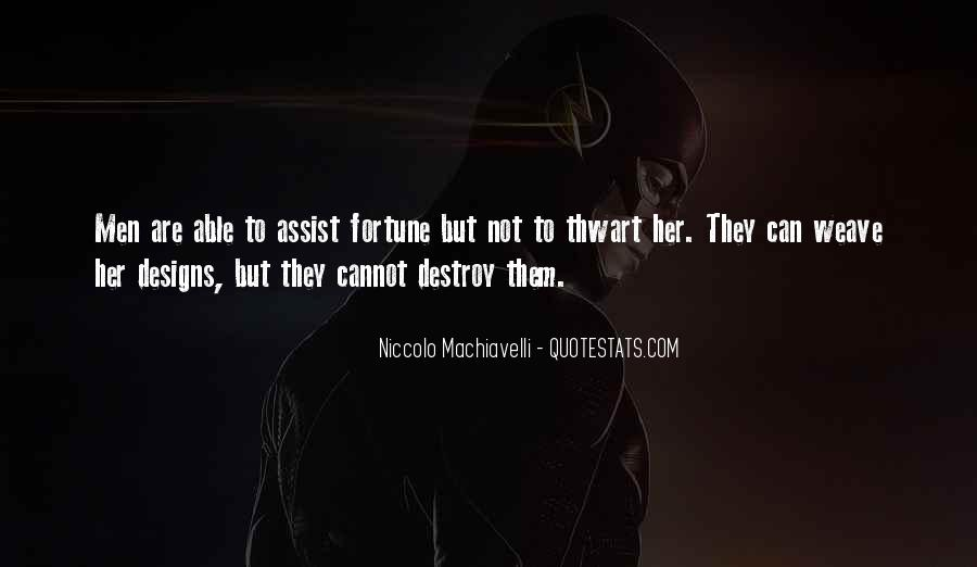 Quotes About Thwart #34365
