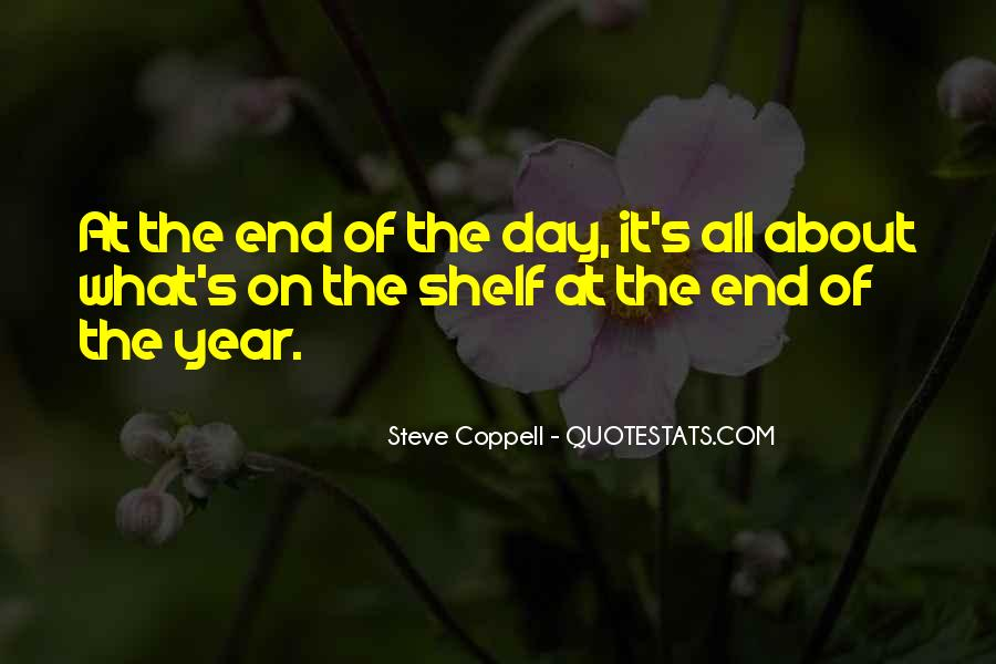 Quotes For Day End #77081