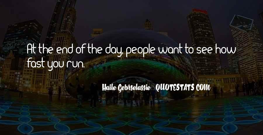 Quotes For Day End #81718