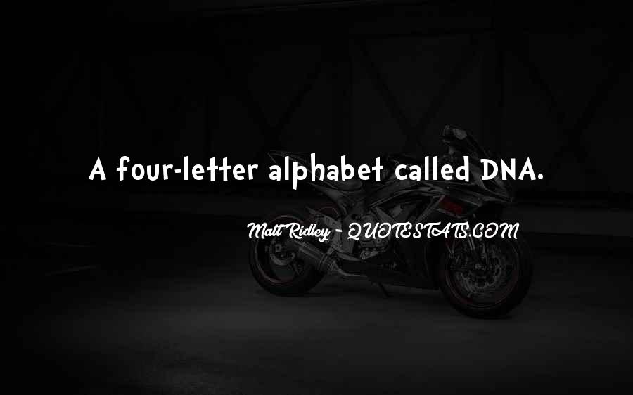 Quotes For Each Letter Of The Alphabet #1387545