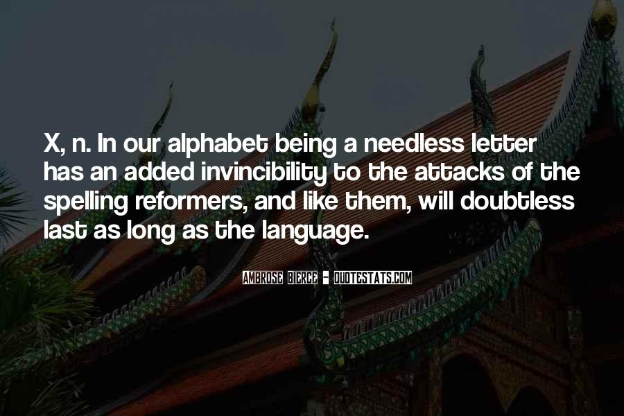 Quotes For Each Letter Of The Alphabet #1542363