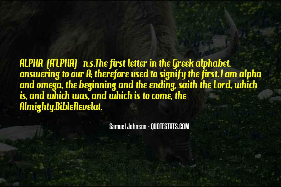 Quotes For Each Letter Of The Alphabet #782216