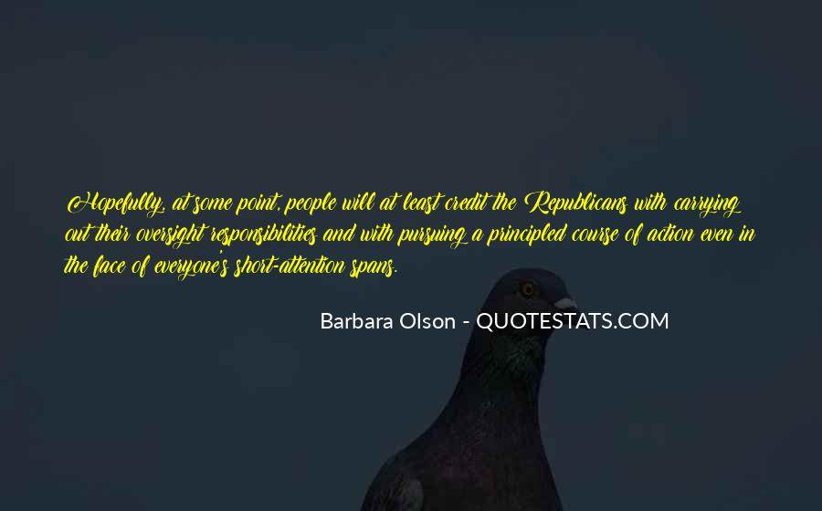 Quotes About Olson #126025