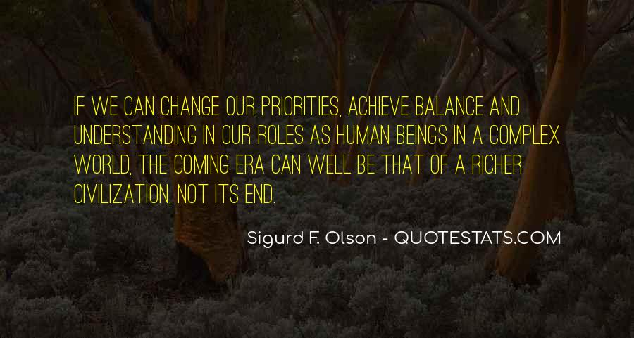 Quotes About Olson #189069