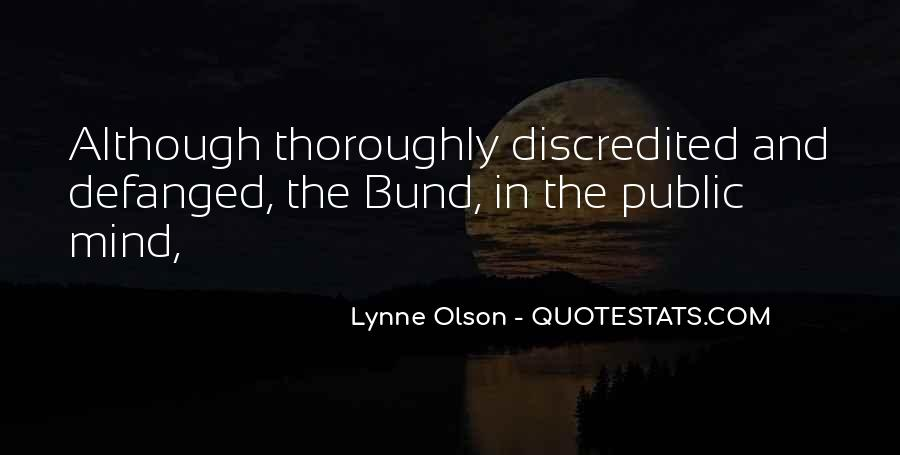 Quotes About Olson #230274