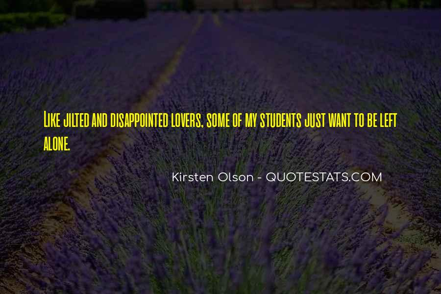 Quotes About Olson #367989