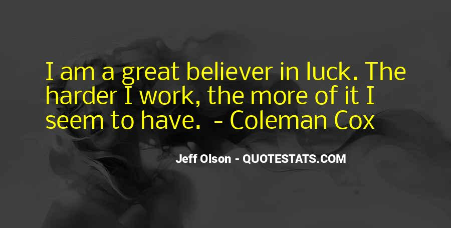 Quotes About Olson #466287