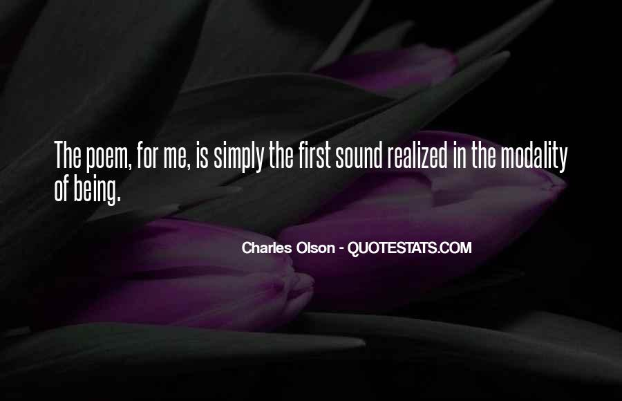 Quotes About Olson #91020