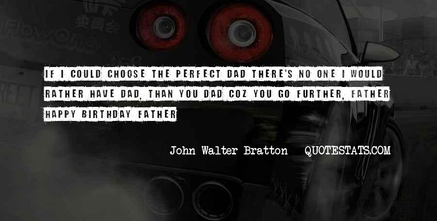 Quotes For Father On His Birthday #115515