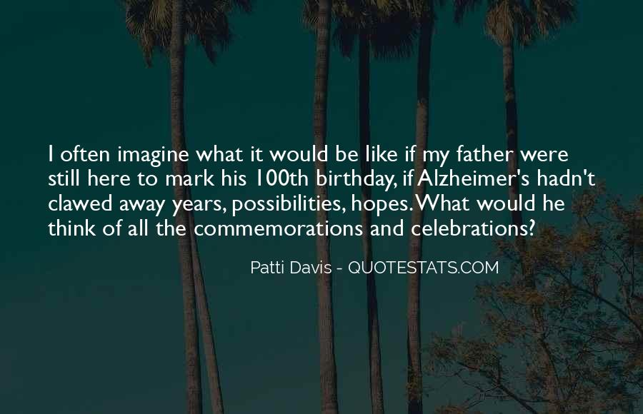 Quotes For Father On His Birthday #394259