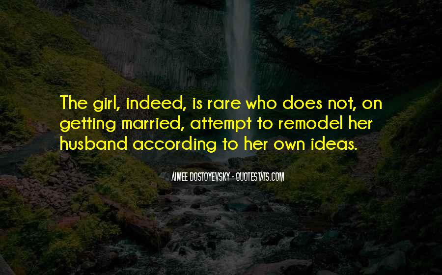 Quotes For Girl Marriage #1333566