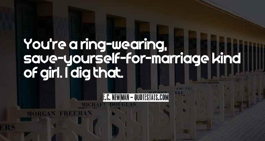 Quotes For Girl Marriage #1684895