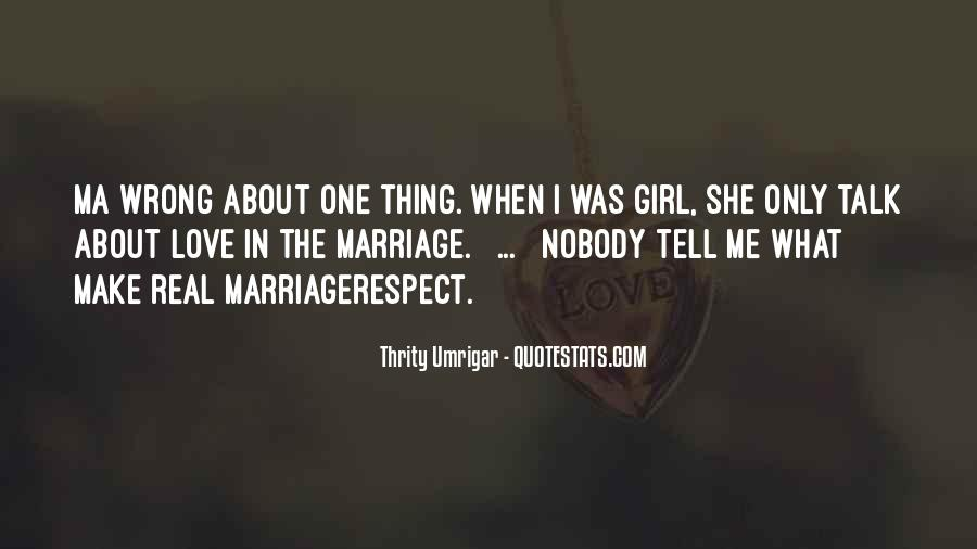 Quotes For Girl Marriage #206049
