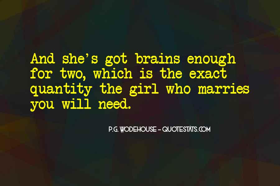 Quotes For Girl Marriage #486270