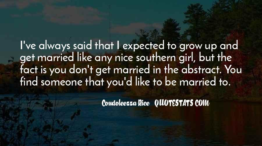 Quotes For Girl Marriage #790043