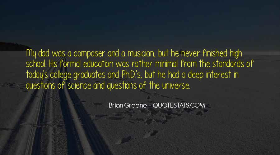 Quotes For Graduates From High School #1007470