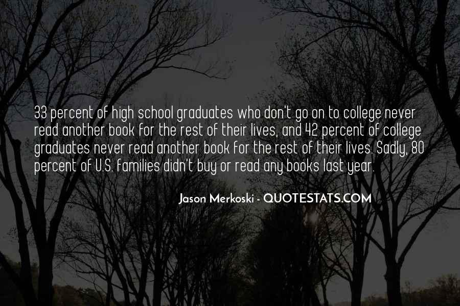 Quotes For Graduates From High School #1316583