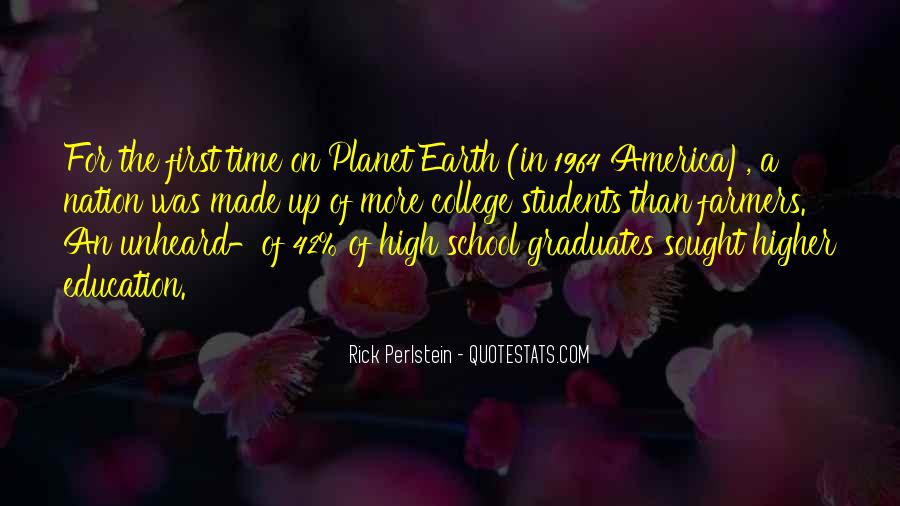 Quotes For Graduates From High School #285864