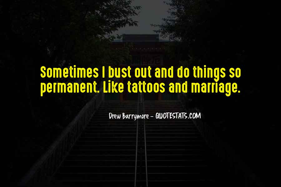 Quotes For His And Her Tattoos #123071