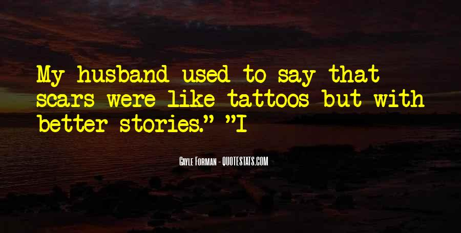Quotes For His And Her Tattoos #123721