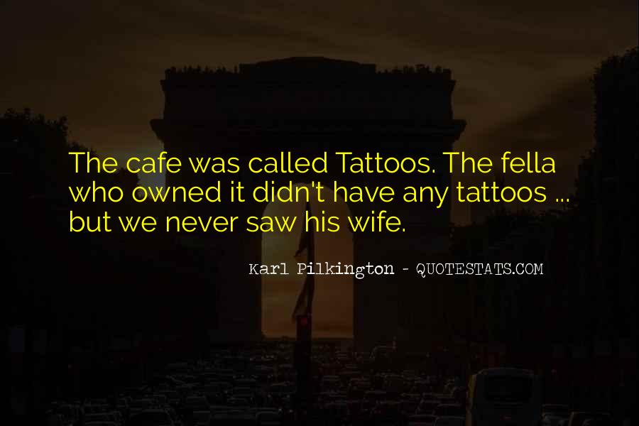 Quotes For His And Her Tattoos #76631