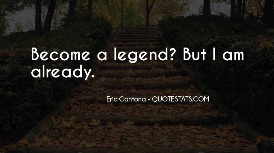 Quotes For I Am Legend #298469