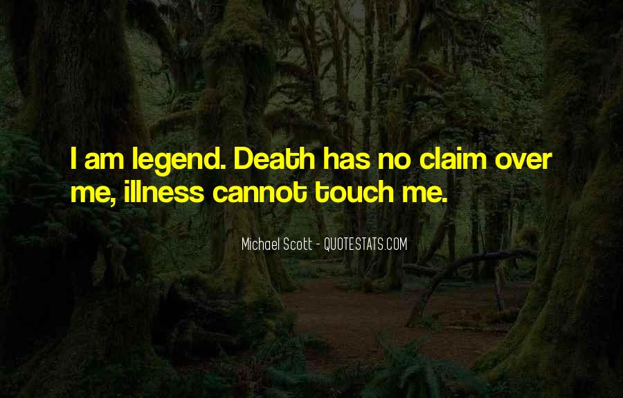 Quotes For I Am Legend #725896