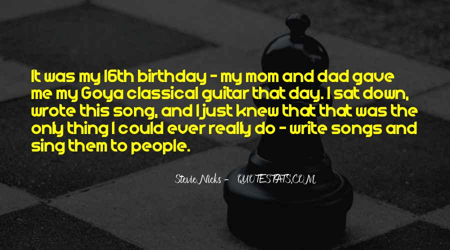 Quotes For Mom On Her Birthday #1013264